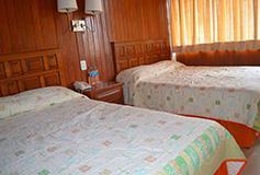 Habitación Estándar Doble del Hotel Gran Santiago Plaza Confort
