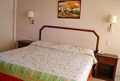 Habitación Estándar Sencilla del Hotel Gran Santiago Plaza Confort