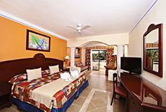 Habitación Junior Suite Superior del Hotel Hotel Grand Bahía Príncipe Cobá