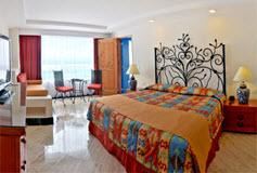 Habitación Ocean View del Hotel Grand Oasis Palm