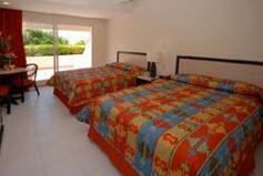 Habitación Standard del Hotel Grand Oasis Palm