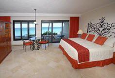 Habitación Oceanview del Hotel Grand Oasis Sens