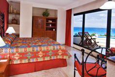 Habitación Sens Suite del Hotel Grand Oasis Sens