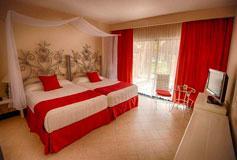 Habitación Standard del Hotel Grand Oasis Tulum