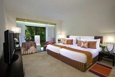 Habitación Grand del Hotel Grand Oasis Tulum