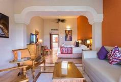 Habitación Junior Suite Doble del Hotel Hotel Grand Palladium Colonial Resort and Spa