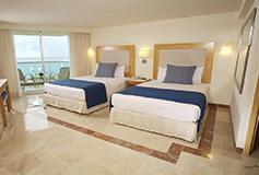 Habitación Deluxe Vista al Jardín del Hotel Hotel Grand Park Royal Cozumel All Inclusive