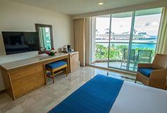 Habitación Deluxe Vista al Mar del Hotel Hotel Grand Park Royal Cozumel All Inclusive