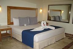 Habitación Romance Vista al Mar del Hotel Hotel Grand Park Royal Cozumel All Inclusive