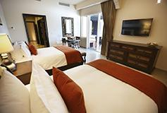Habitación Junior Suite con Jacuzzi del Hotel Grand Residences Riviera Cancun Resort