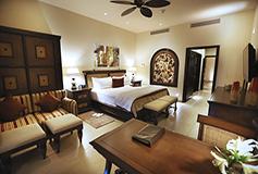 Habitación Master Suite Una Recámara del Hotel Grand Residences Riviera Cancun Resort