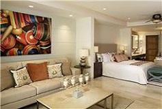 Habitación Grand Studio del Hotel Grand Solmar at Rancho San Lucas Resort, Golf and Spa