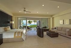 Habitación Ambassador Suite con Piscina Frente al Mar del Hotel Hotel Grand Velas Riviera Maya Luxury All Inclusive