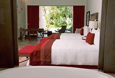 Habitación Suite Vista a la Naturaleza con Piscina - Zen del Hotel Hotel Grand Velas Riviera Maya Luxury All Inclusive