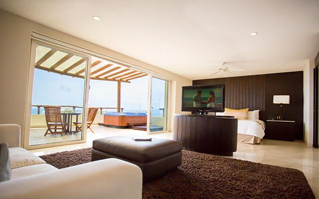 Habitación Ambassador Grand Class Ocean View + Free Wi-Fi del Hotel Grand Velas Riviera Nayarit Luxury All Inclusive