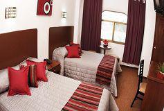 Habitación Estándar del Hotel Guadalajara Express