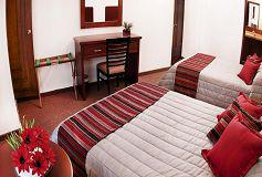 Habitación Suite del Hotel Guadalajara Express