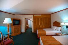 Habitación Suite del Hotel Guadalajara Plaza Ejecutivo López Mateos
