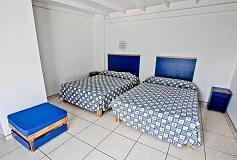 Habitación Ejecutiva Doble del Hotel H Hotel and Suites López Mateos