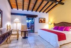 Habitación Estándar Cama King/ Wi-Fi Gratis del Hotel Hacienda Buenaventura Hotel and Mexican Charm