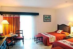 Habitación Estándar Triple + Wifi Gratis del Hotel Hacienda Buenaventura Hotel Spa & Beach Club
