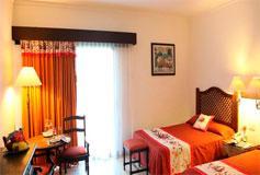 Habitación Estándar Doble + Wifi Gratis del Hotel Hacienda Buenaventura Hotel Spa & Beach Club