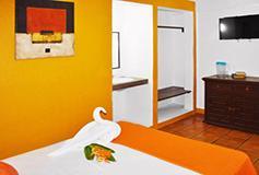 Habitación Estándar Doble WiFi Gratis del Hotel Hacienda de Vallarta Centro