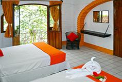 Habitación Estándar Triple con Aire Acondicionado WiFi Gratis del Hotel Hacienda de Vallarta Centro