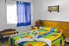Habitación Estándar Doble WiFi Gratis del Hotel Hacienda de Vallarta Las Glorias