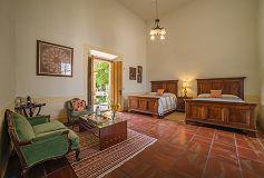 Habitación Deluxe Queen del Hotel Hacienda Labor de Rivera