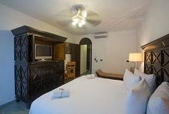 Habitación Luxury del Hotel Hacienda Paradise Boutique Hotel