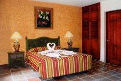 Habitación Estudio del Hotel Hacienda San Miguel Cozumel