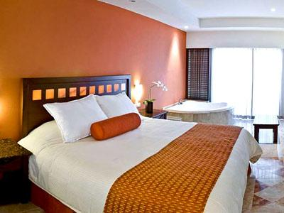 Habitación Jr. Suite Vista Manglar del Hotel Hacienda Tres Ríos