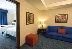 Habitación Doble Queen Suite del Hotel Hotel Hampton Inn and Suites Ciudad de México Centro Histórico