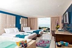 Habitación Deluxe Family del Hotel Hard Rock Hotel Cancún