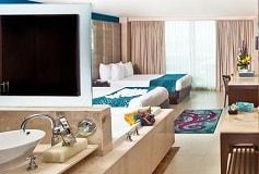 Habitación Deluxe Room del Hotel Hard Rock Hotel Cancún