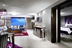 Habitación Rock Suite Platinum con Asistente Personal del Hotel Hard Rock Hotel Cancún
