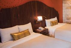 Habitación Hacienda Deluxe Gold - Double Beds del Hotel Hard Rock Hotel Riviera Maya