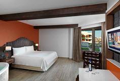 Habitación Hacienda Deluxe Gold - King Bed del Hotel Hard Rock Hotel Riviera Maya