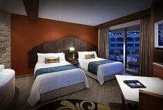Habitación Hacienda Deluxe Gold PURE® - Double Beds del Hotel Hard Rock Hotel Riviera Maya