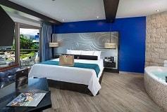 Habitación Heaven - Rock Royalty Deluxe Platinum King del Hotel Hard Rock Hotel Riviera Maya