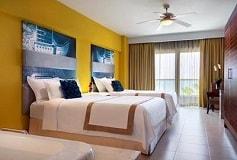 Habitación Deluxe Gold - Camas Dobles del Hotel Hard Rock Hotel Vallarta