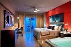 Habitación Rock Suite Gold - Cama King del Hotel Hard Rock Hotel Vallarta