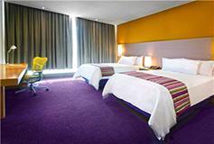 Habitación Ejecutiva Doble del Hotel Hilton Garden Inn Monterrey Aeropuerto