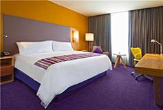 Habitación Ejecutiva King del Hotel Hilton Garden Inn Monterrey Aeropuerto
