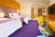 Habitación Estándar Doble del Hotel Hilton Garden Inn Monterrey Aeropuerto