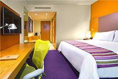 Habitación Estándar King del Hotel Hilton Garden Inn Monterrey Aeropuerto