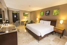 Habitación Estándar King Vista al Mar del Hotel Hilton Garden Inn Veracruz Boca del Río