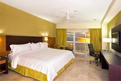 Habitación Deluxe Vista al Mar del Hotel Hotel Hilton Puerto Vallarta Resort All Inclusive
