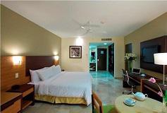 Habitación Deluxe Vista al Resort  del Hotel Hotel Hilton Puerto Vallarta Resort All Inclusive